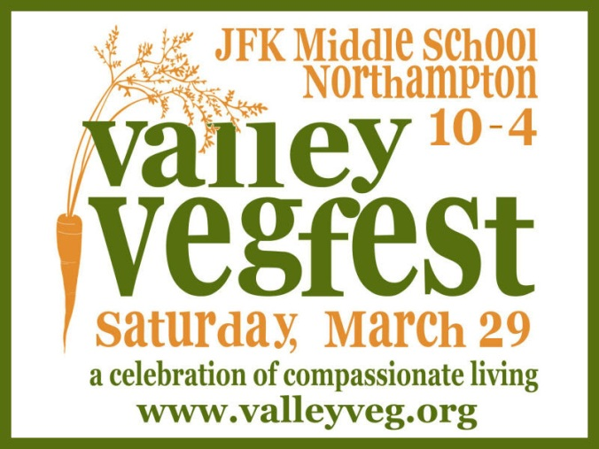 Valley Vegfest is This Saturday!
